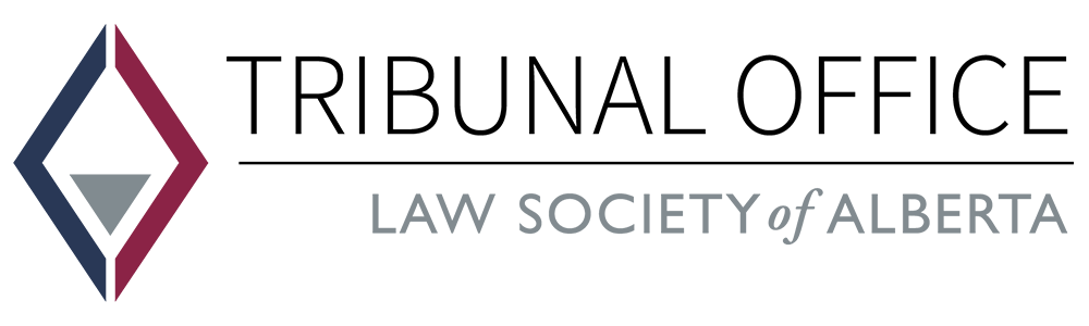 Tribunal Office Law Society of Alberta
