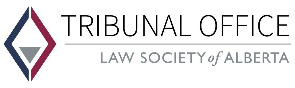 Tribunal Office Law Society of Alberta